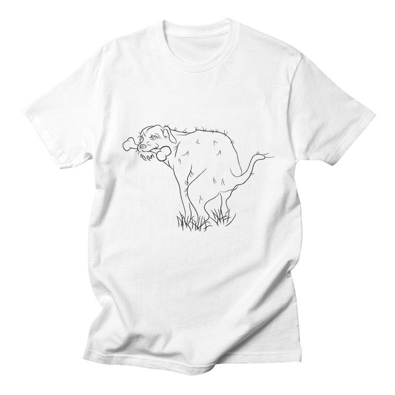 OLD TRICKS Men's Regular T-Shirt by Sasha Mirov's Artist Shop
