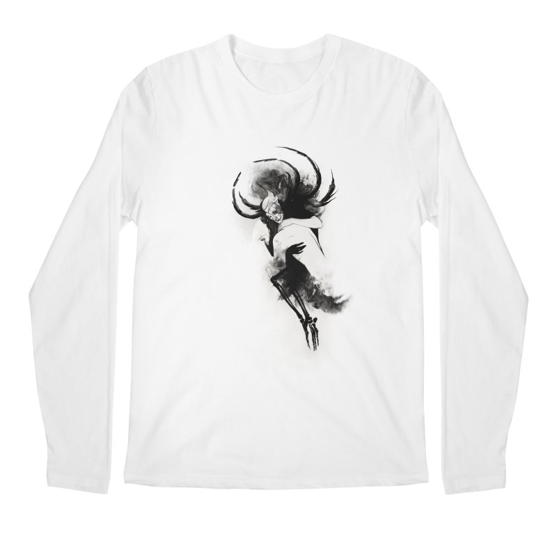 Hel Men's Longsleeve T-Shirt by Sash-kash Artist Shop