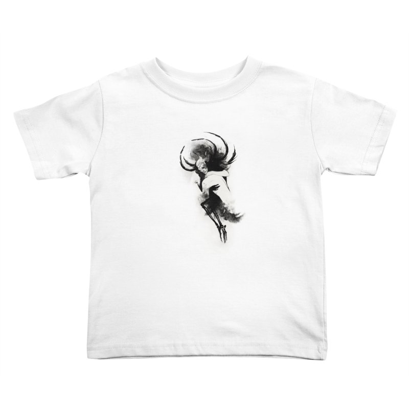 Hel Kids Toddler T-Shirt by Sash-kash Artist Shop