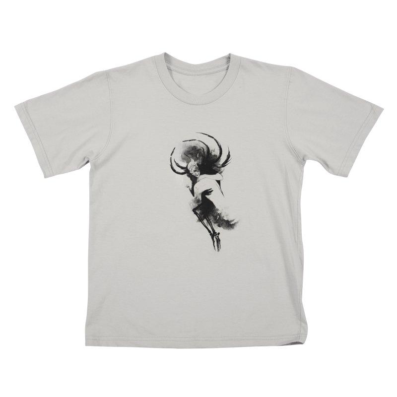 Hel Kids T-shirt by Sash-kash Artist Shop