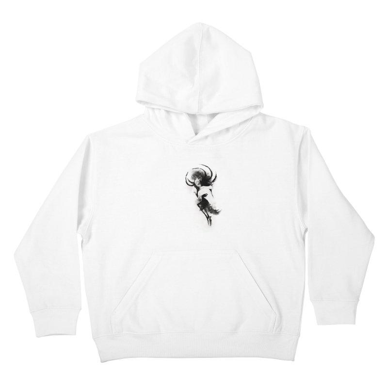 Hel Kids Pullover Hoody by Sash-kash Artist Shop