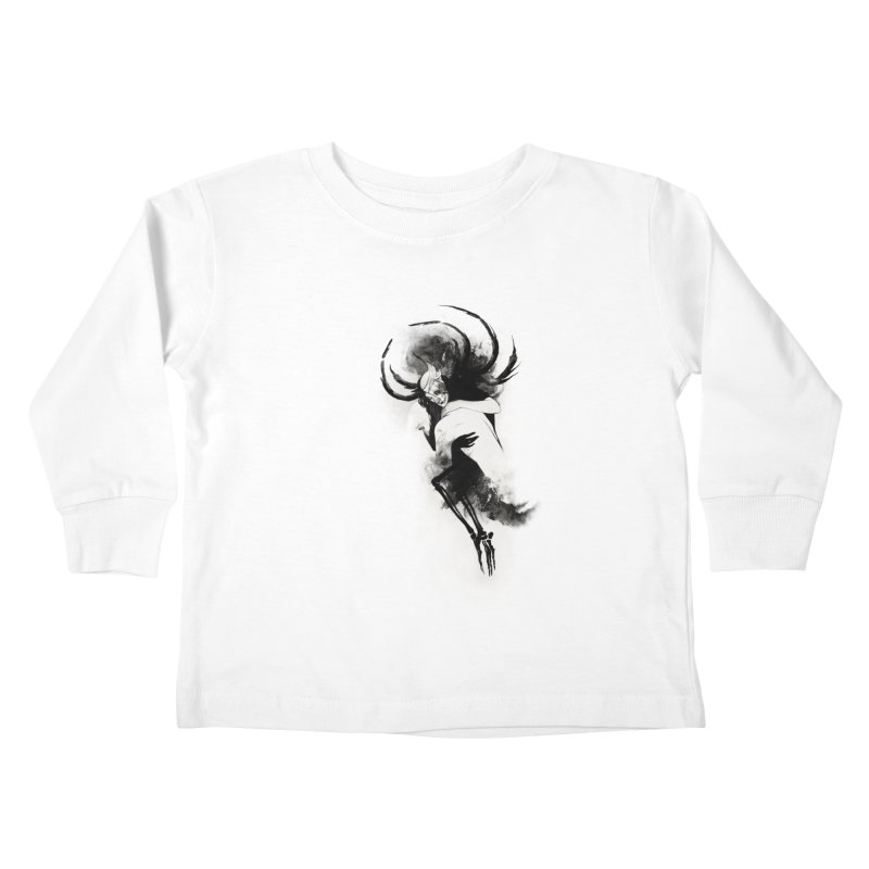 Hel Kids Toddler Longsleeve T-Shirt by Sash-kash Artist Shop