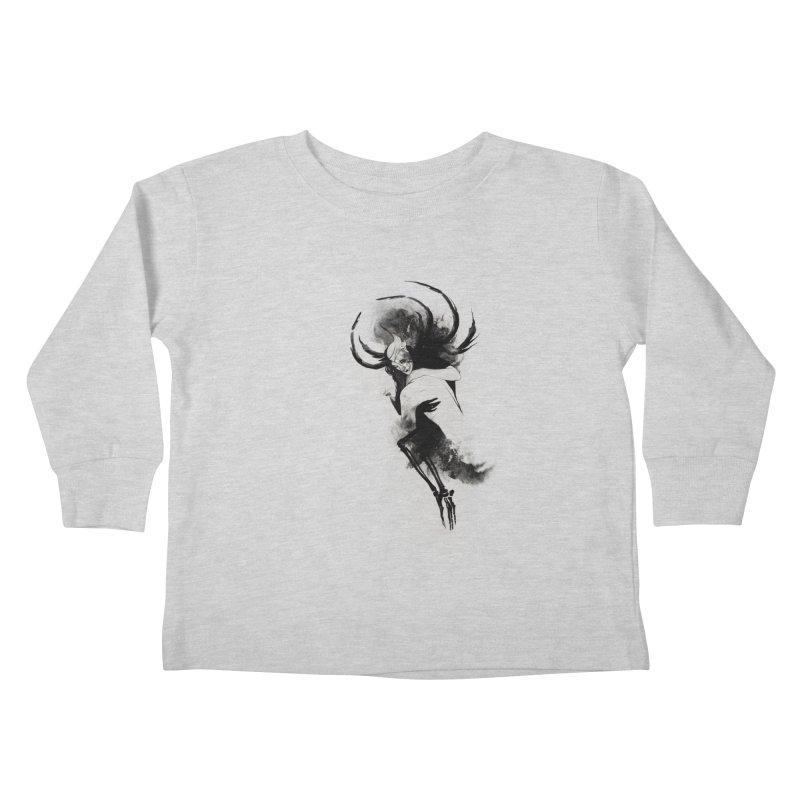 Hel Kids Toddler Longsleeve T-Shirt by Sash-kash Artist Shop