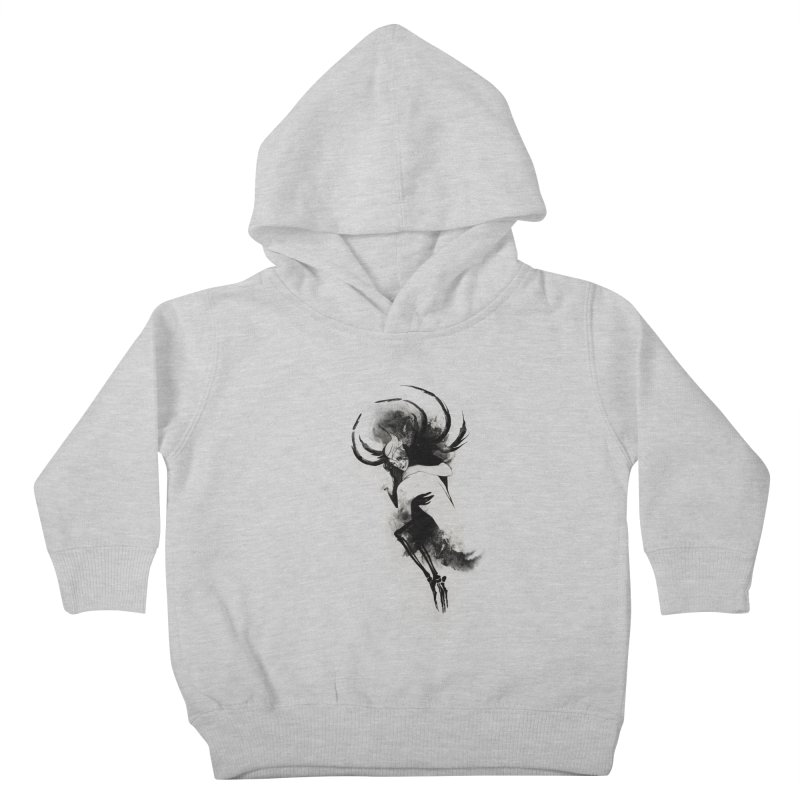Hel Kids Toddler Pullover Hoody by Sash-kash Artist Shop