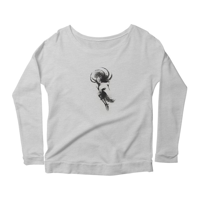 Hel Women's Longsleeve T-Shirt by Sash-kash Artist Shop