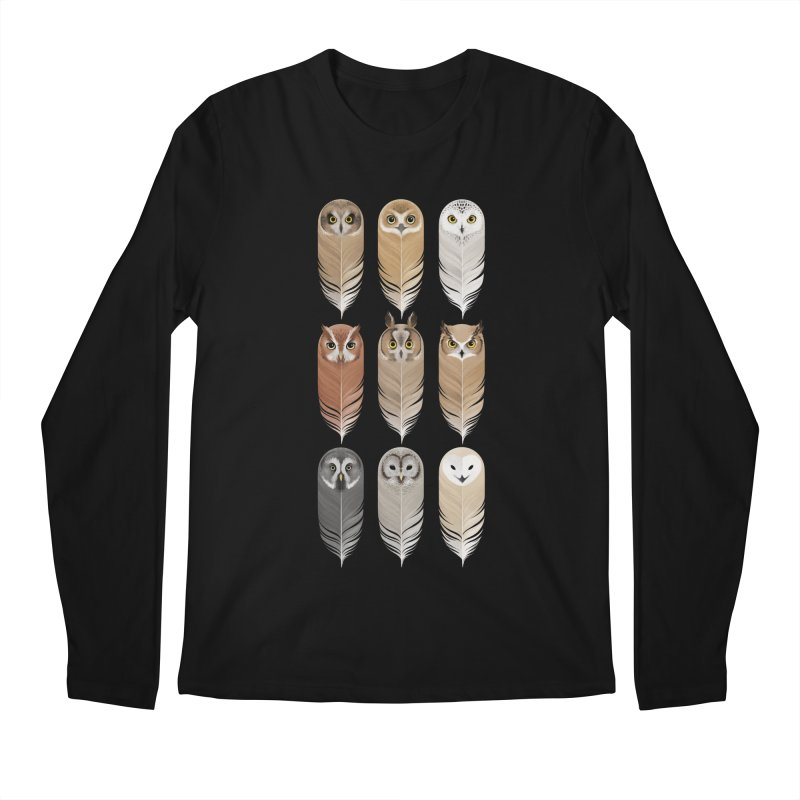 You're a Hoot Men's Longsleeve T-Shirt by Sash-kash Artist Shop