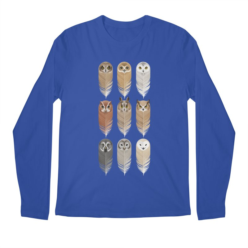 You're a Hoot Men's Regular Longsleeve T-Shirt by Sash-kash Artist Shop