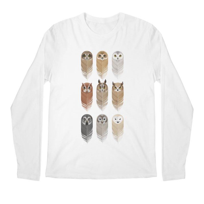 You're a Hoot Men's Regular Longsleeve T-Shirt by Sash-kash Artist Shop