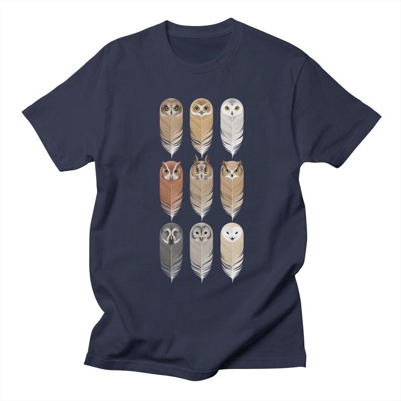 You're a Hoot Men's T-shirt by Sash-kash Artist Shop