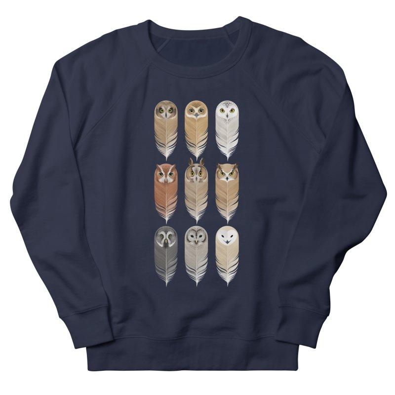 You're a Hoot Women's French Terry Sweatshirt by Sash-kash Artist Shop