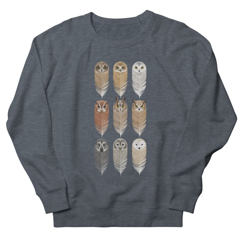 You're a Hoot Men's French Terry Sweatshirt by Sash-kash Artist Shop