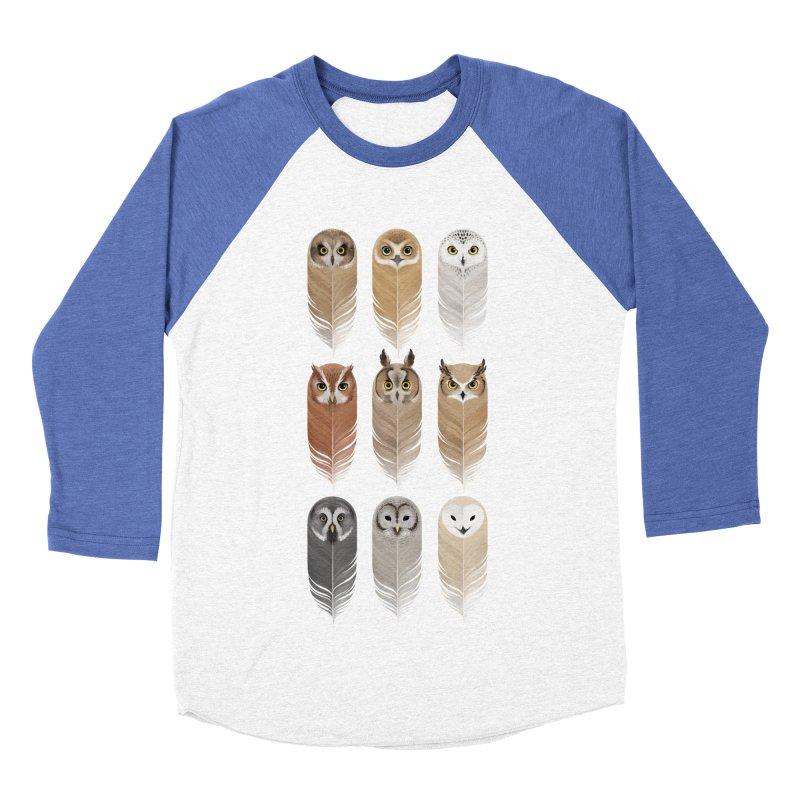 You're a Hoot Women's Baseball Triblend Longsleeve T-Shirt by Sash-kash Artist Shop