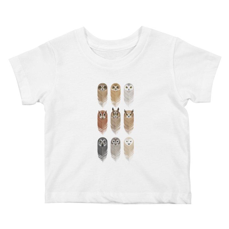 You're a Hoot Kids Baby T-Shirt by Sash-kash Artist Shop