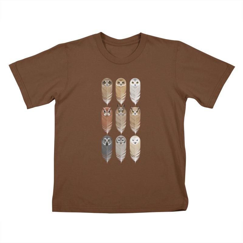 You're a Hoot Kids T-Shirt by Sash-kash Artist Shop