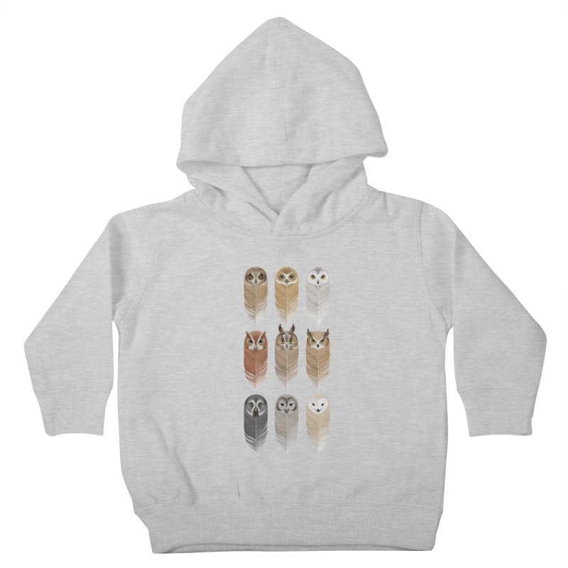You're a Hoot Kids Toddler Pullover Hoody by Sash-kash Artist Shop