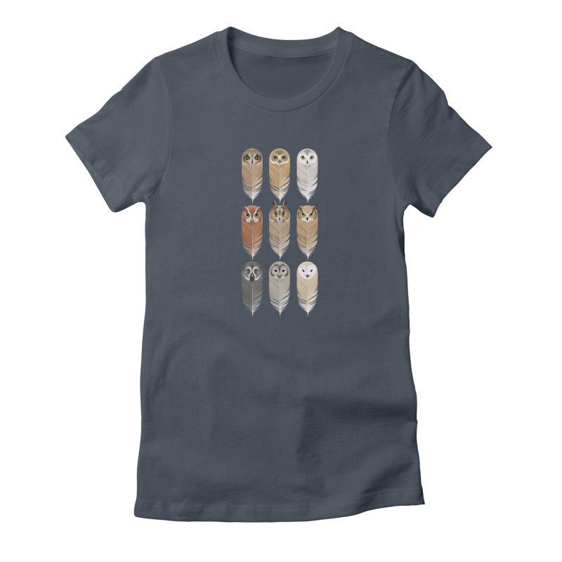 You're a Hoot Women's T-Shirt by Sash-kash Artist Shop