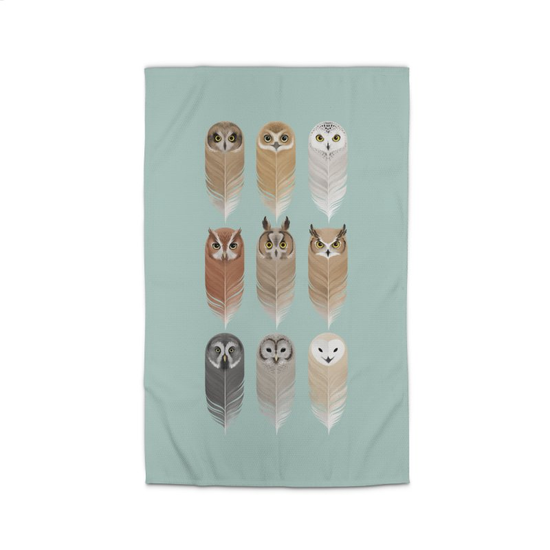 You're a Hoot Home Rug by Sash-kash Artist Shop