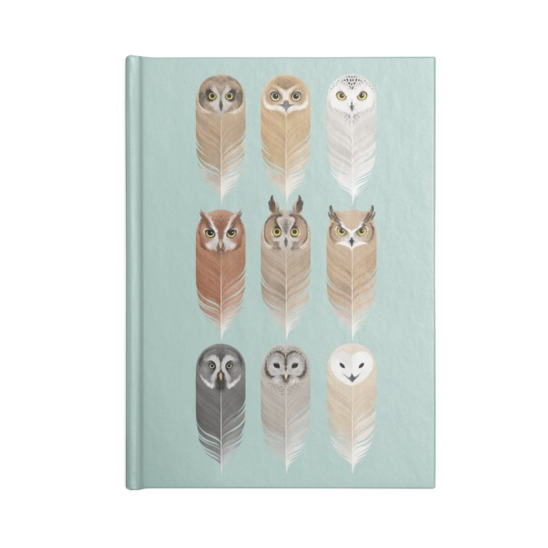 You're a Hoot Accessories Lined Journal Notebook by Sash-kash Artist Shop