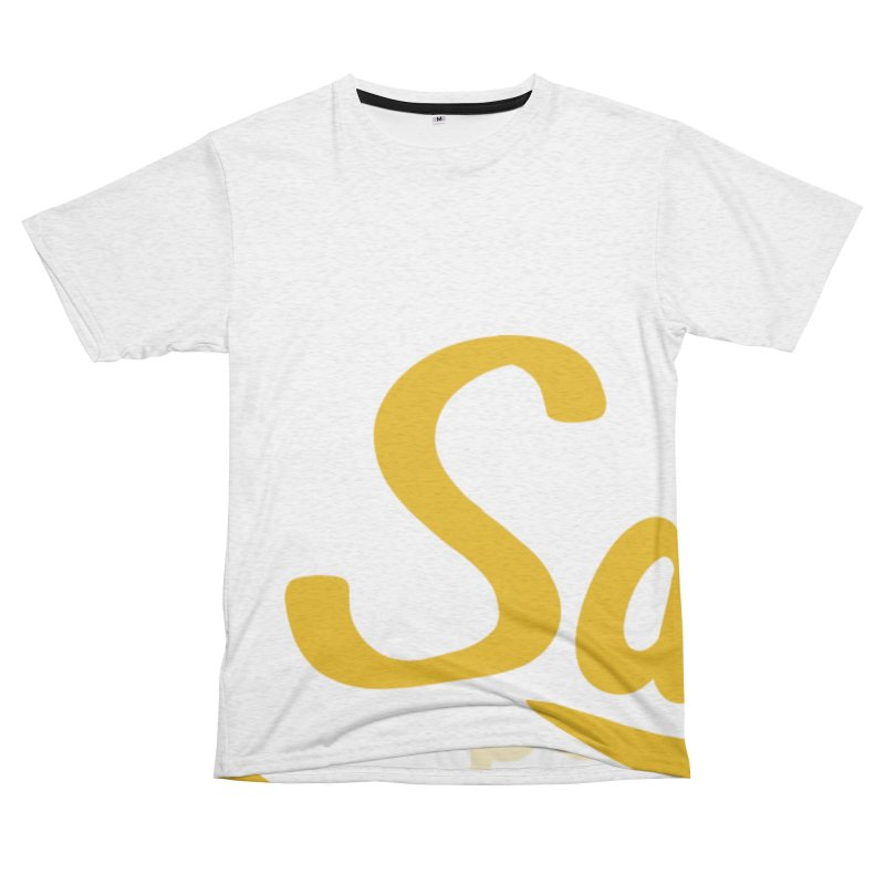 Sasika Design Original Women's Unisex French Terry T-Shirt Cut & Sew by Sasika Design Artist Shop