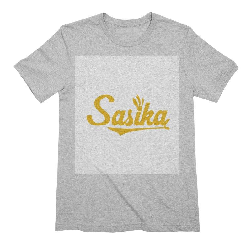 Sasika Design Original Men's Extra Soft T-Shirt by Sasika Design Artist Shop