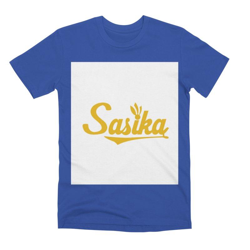 Sasika Design Original Men's Premium T-Shirt by Sasika Design Artist Shop