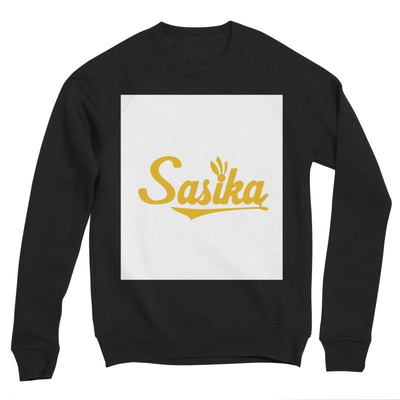 Sasika Design Original Men's Sponge Fleece Sweatshirt by Sasika Design Artist Shop