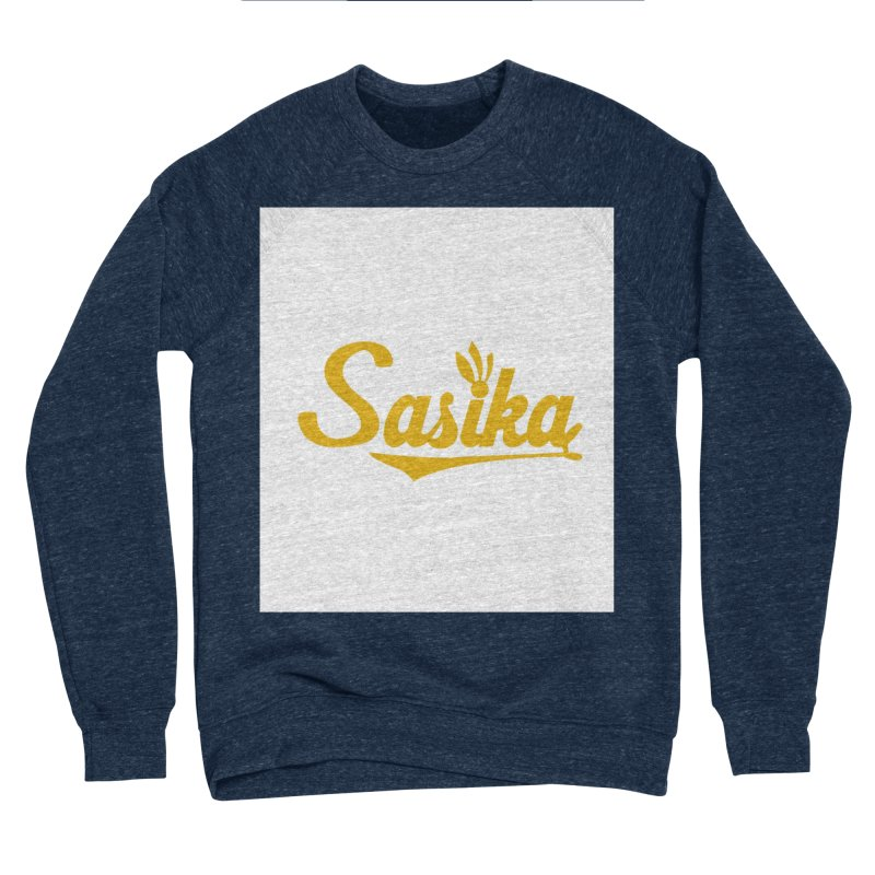 Sasika Design Original Women's Sponge Fleece Sweatshirt by Sasika Design Artist Shop