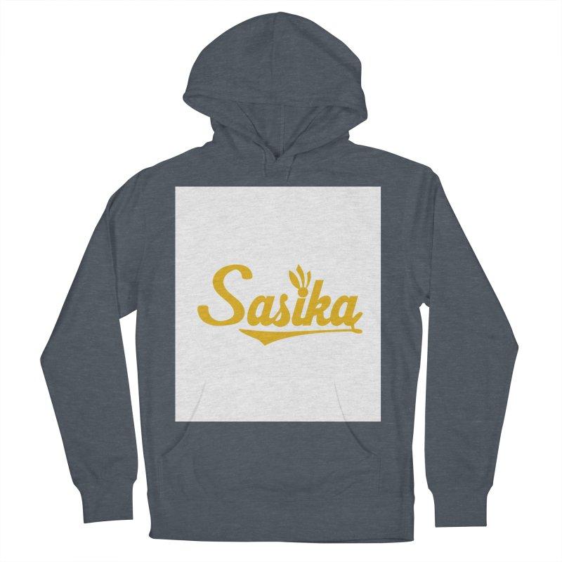 Sasika Design Original Women's French Terry Pullover Hoody by Sasika Design Artist Shop