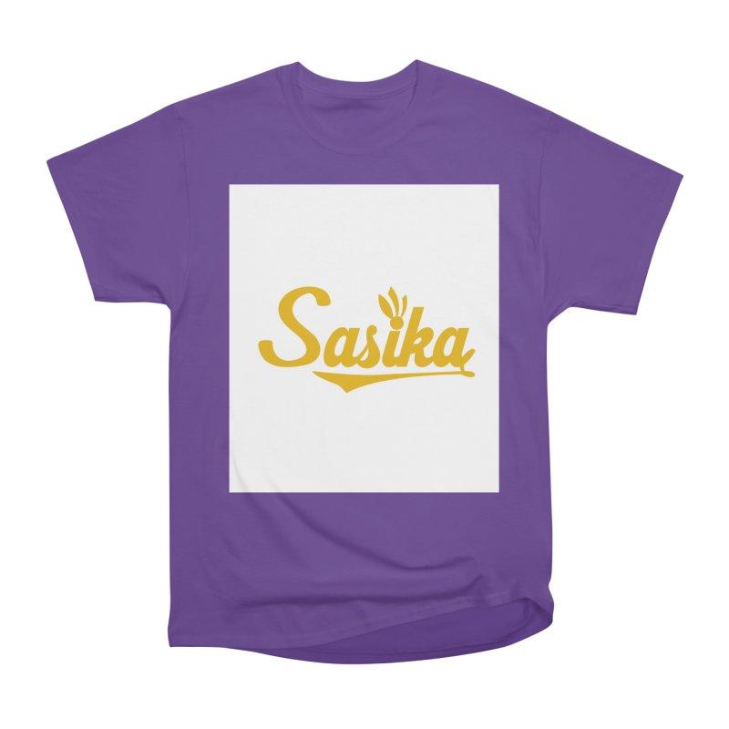 Sasika Design Original Women's Heavyweight Unisex T-Shirt by Sasika Design Artist Shop