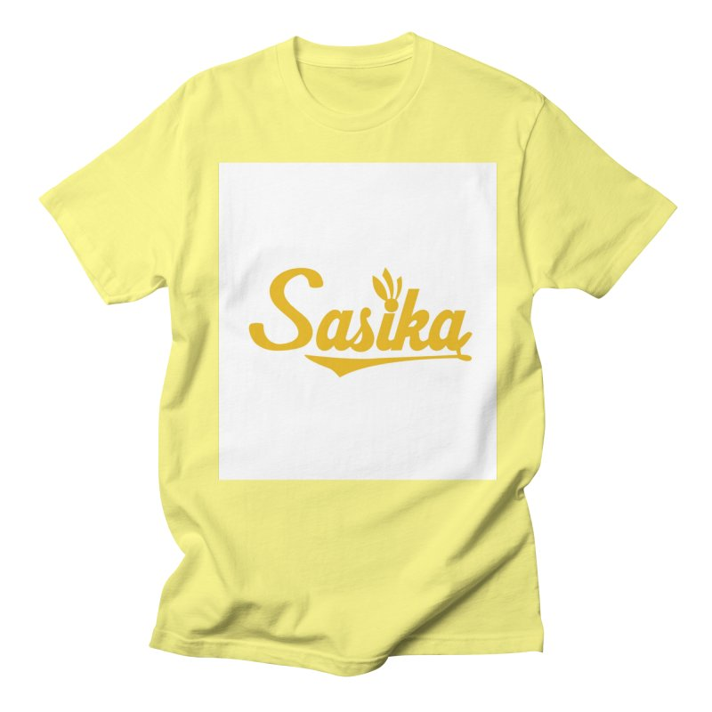 Sasika Design Original Men's Regular T-Shirt by Sasika Design Artist Shop