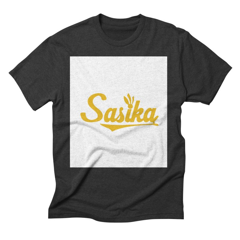 Sasika Design Original Men's Triblend T-Shirt by Sasika Design Artist Shop