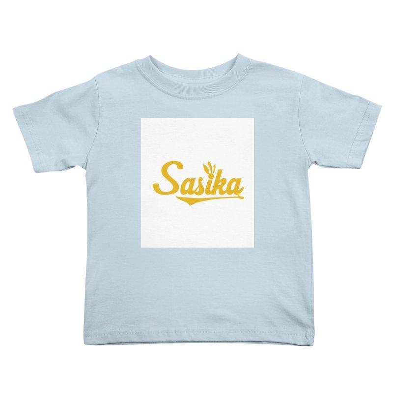 Sasika Design Original Kids Toddler T-Shirt by Sasika Design Artist Shop