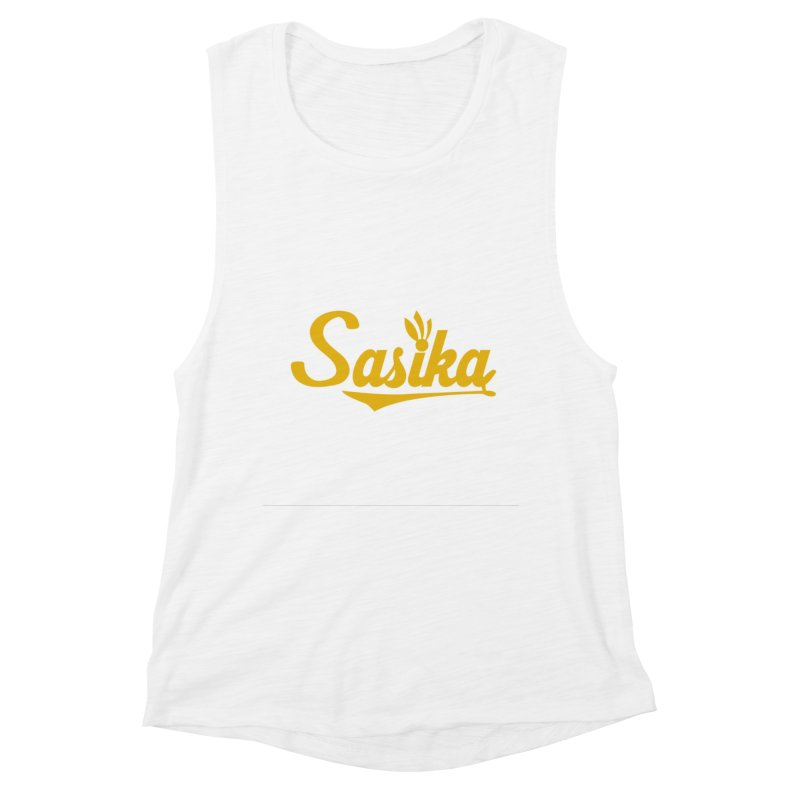Sasika Design Original Women's Muscle Tank by Sasika Design Artist Shop