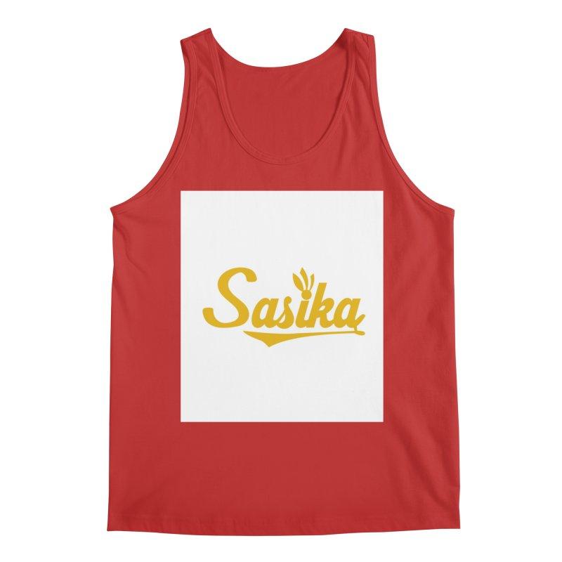 Sasika Design Original Men's Regular Tank by Sasika Design Artist Shop