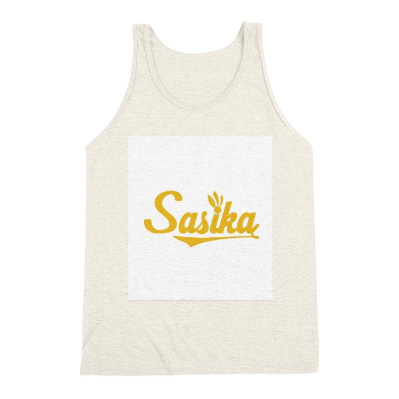 Sasika Design Original Men's Triblend Tank by Sasika Design Artist Shop