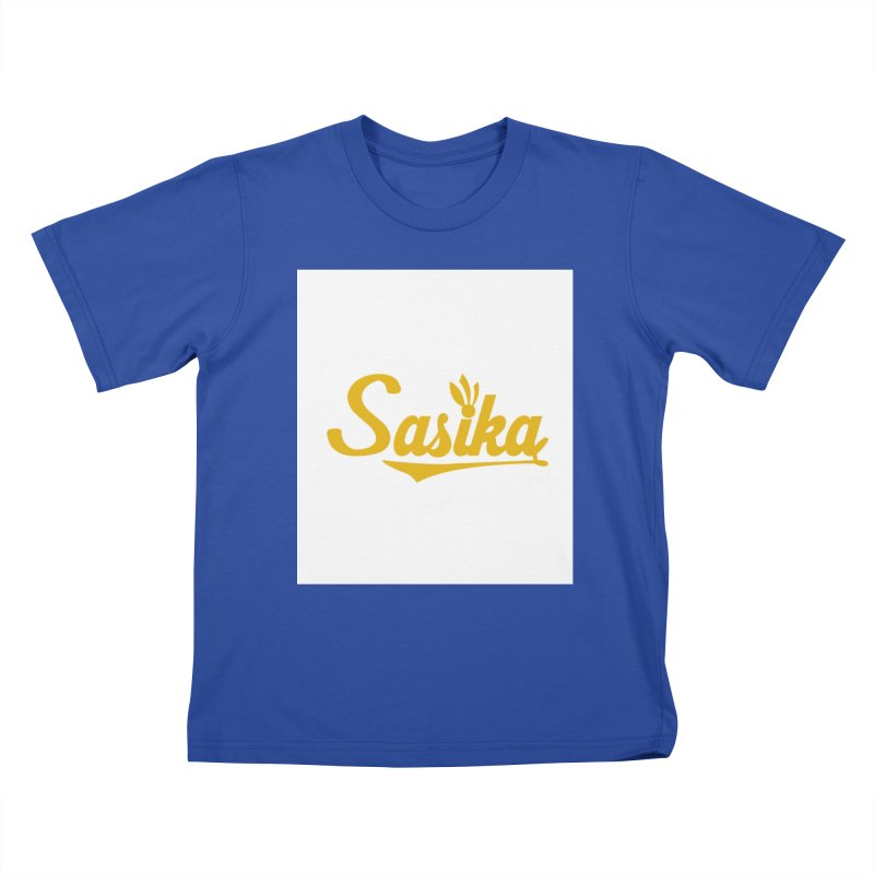 Sasika Design Original Kids T-Shirt by Sasika Design Artist Shop