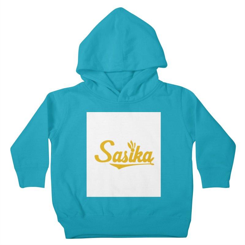 Sasika Design Original Kids Toddler Pullover Hoody by Sasika Design Artist Shop