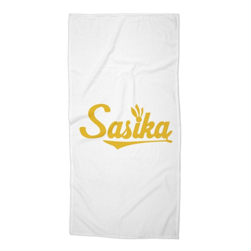Sasika Design Original Accessories Beach Towel by Sasika Design Artist Shop