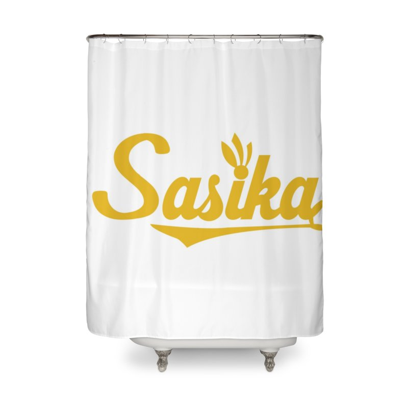 Sasika Design Original Home Shower Curtain by Sasika Design Artist Shop