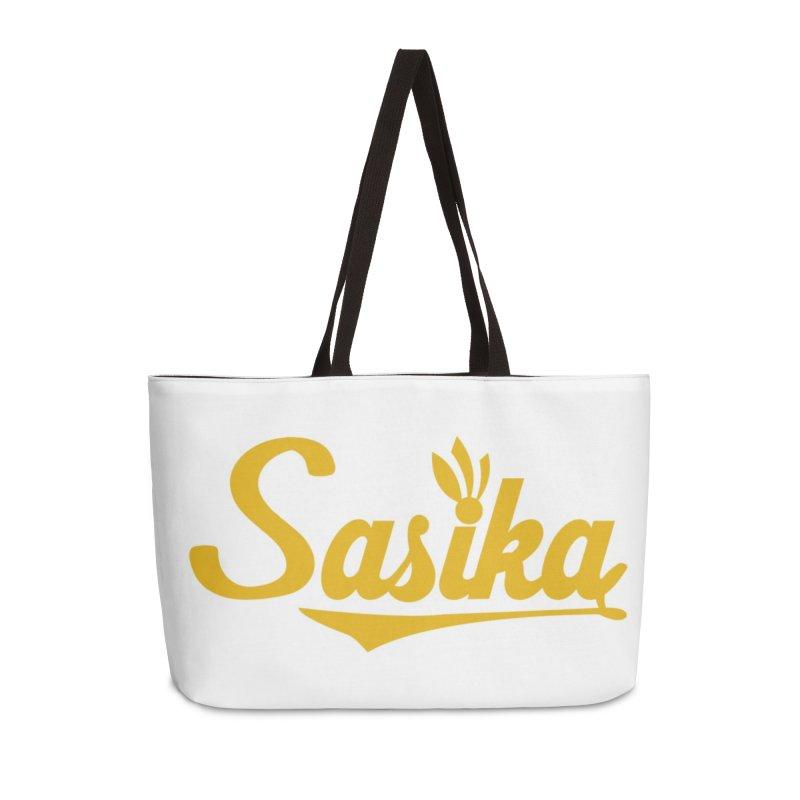 Sasika Design Original Accessories Weekender Bag Bag by Sasika Design Artist Shop