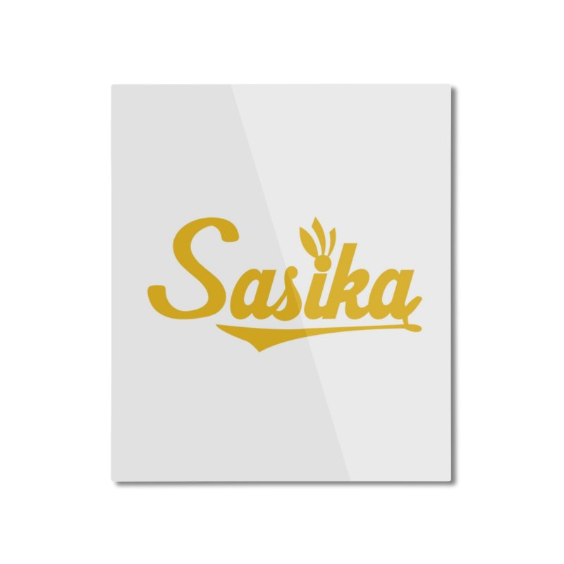 Sasika Design Original Home Mounted Aluminum Print by Sasika Design Artist Shop