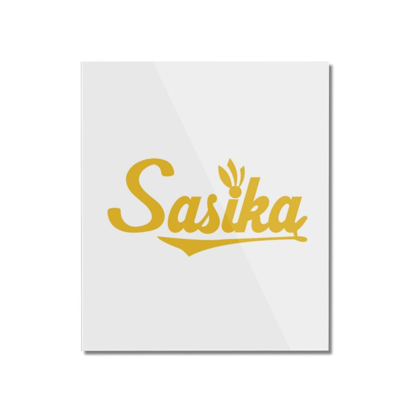 Sasika Design Original Home Mounted Acrylic Print by Sasika Design Artist Shop