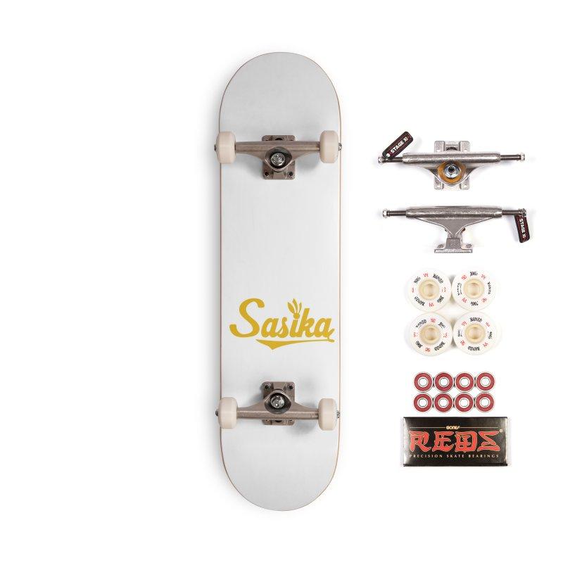 Sasika Design Original Accessories Complete - Pro Skateboard by Sasika Design Artist Shop