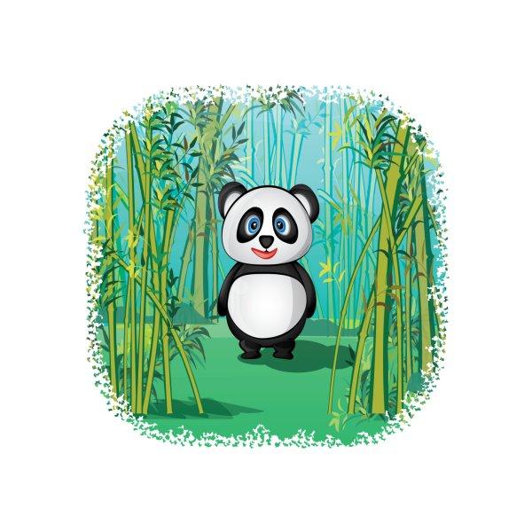 image for Cute Baby Panda apparel
