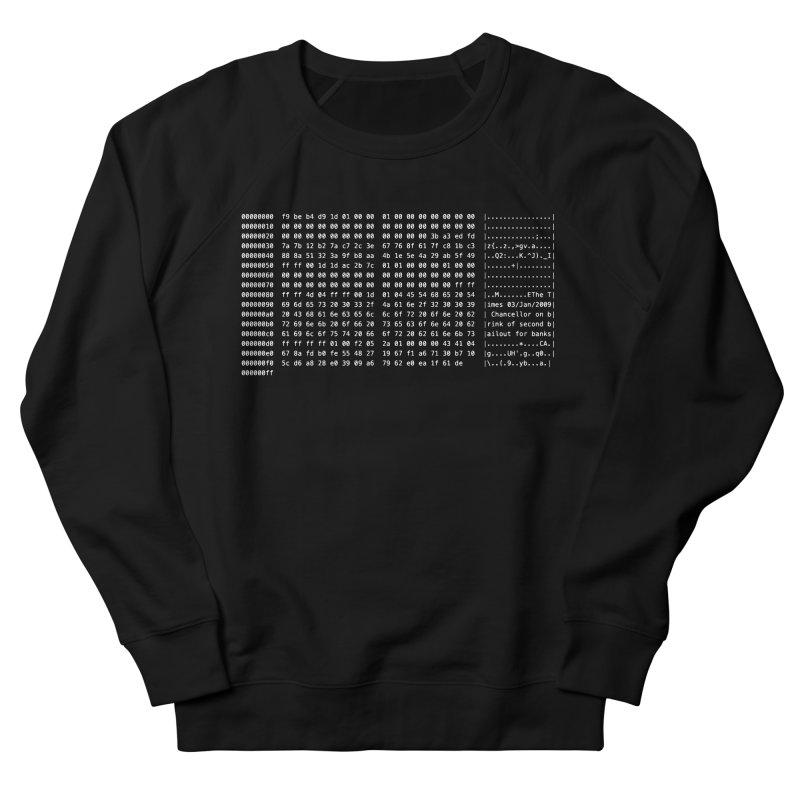 Genesis Men's French Terry Sweatshirt by satoshi's Artist Shop