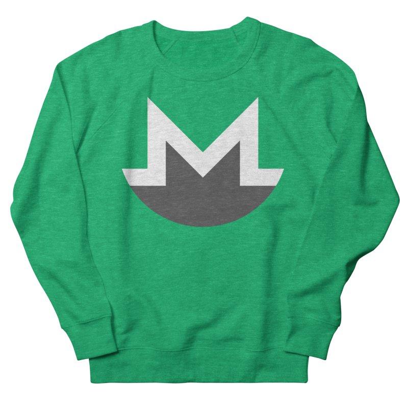 Monero Logo Women's Sweatshirt by satoshi's Artist Shop
