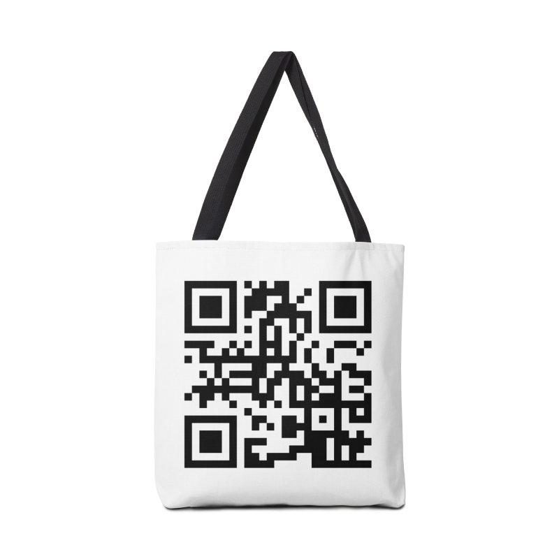 XMR QR Accessories Bag by satoshi's Artist Shop