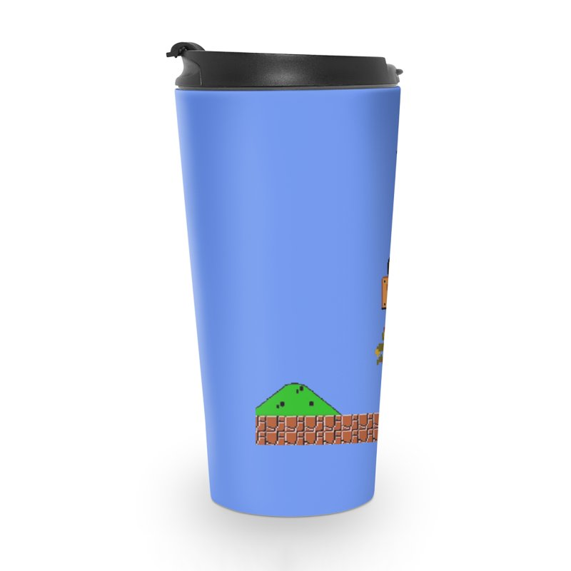 How mining works Accessories Travel Mug by satoshi's Artist Shop
