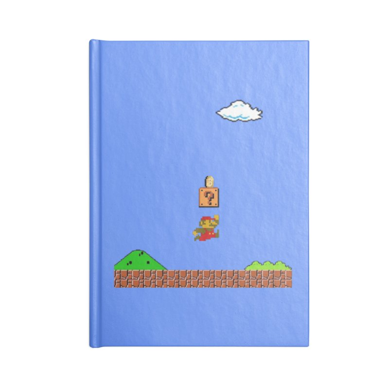 How mining works Accessories Lined Journal Notebook by satoshi's Artist Shop