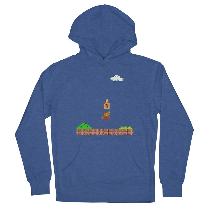How mining works Men's Pullover Hoody by satoshi's Artist Shop